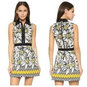 Alice + Olivia Elli Collared Dress